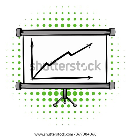 Graph board icon. Graph board icon art. Graph board icon web. Graph board icon new. Graph board icon best. Graph board icon image. Graph board icon shape. Graph board icon comics. Graph board sign - stock photo