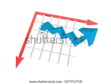 Graph Chart out Growth