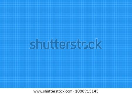 graph paper seamless pattern architect background stock illustration