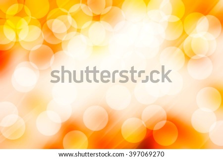graphic abstraction from solar patches of light - stock photo