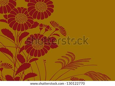 Graphic pattern - stock photo