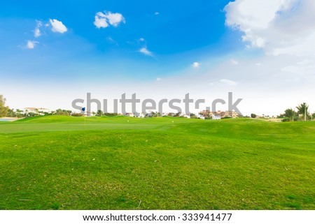 Grass Fields Of Green