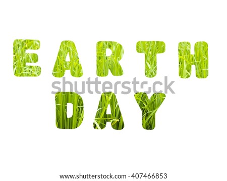 Happy Earth Day 22 April Abstract Stock Vector 608182127 ...