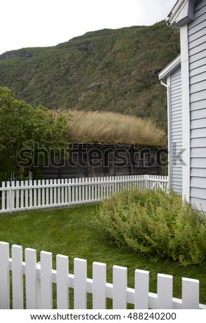Sod Roof Stock Photos Royalty Free Images Amp Vectors