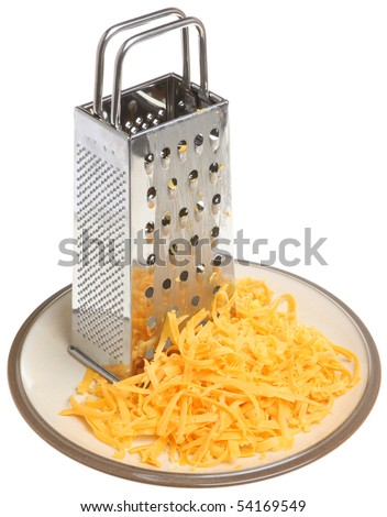 Grated cheese with box grater  sc 1 st  Shutterstock & Cheese Grater Isolated Stock Images Royalty-Free Images u0026 Vectors ... Aboutintivar.Com