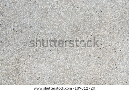 Gravel texture for background - stock photo