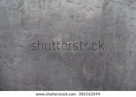 Gray abstract grunge background, old metal background  - stock photo
