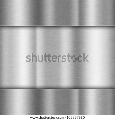 gray background of metal texture illustration - stock photo