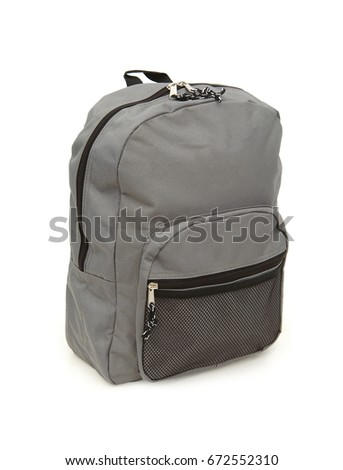0f1b95045 Black Backpack Isolated Stock Images, Royalty-Free Images & Vectors ...