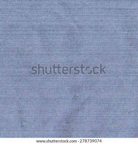 gray-blue fabric texture. Useful as background - stock photo