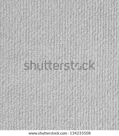 gray carpet texture or background - stock photo