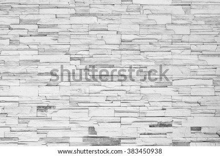 gray color of bricks block cement wallpaper background texture:modern brickwork  render concrete wallpaper:purify stucco backdrop interior decorate ornament.durable strength harsh wall concept. - stock photo