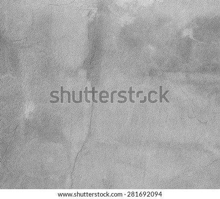 Gray concrete wall background.