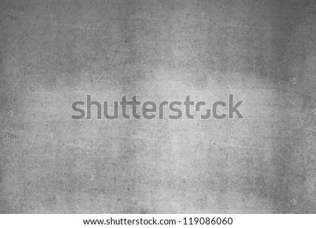 gray concrete wall textured closeup - stock photo