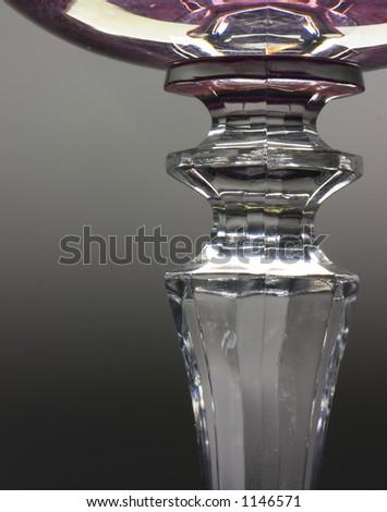 gray cup macro - stock photo
