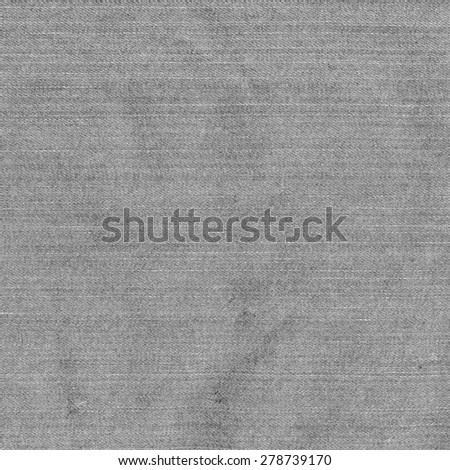 gray denim texture. Useful as background - stock photo
