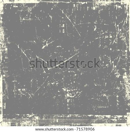 Gray dirt background - stock photo