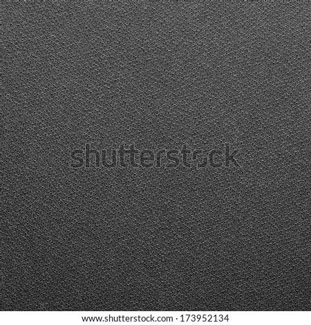 Gray Fabric Texture - stock photo