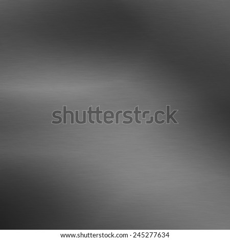 gray gradient background metal texture - stock photo