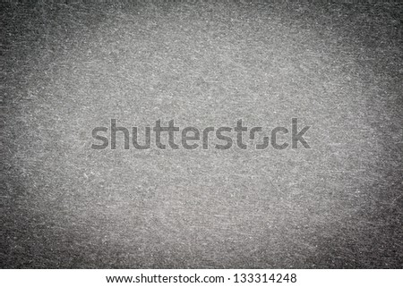 Gray grunge paper texture background.