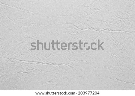 Gray leather background - stock photo