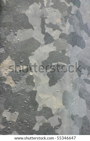 Gray metal anti rust paint background.