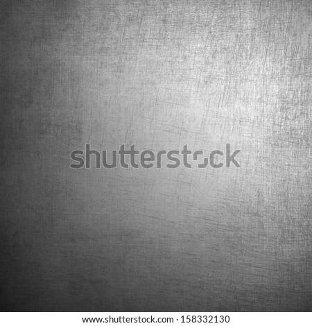 gray metal texture - stock photo