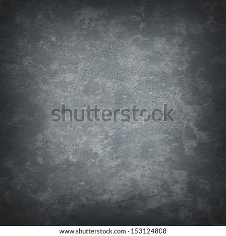 Gray mottled grungy background texture - stock photo