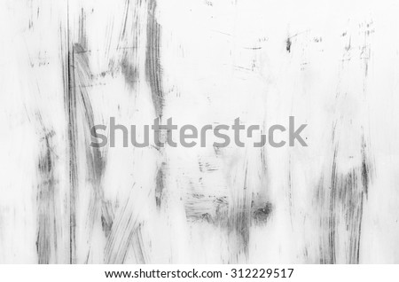 Gray painted background or texture