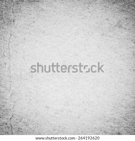 Gray Paper Texture. Background. Frame - stock photo