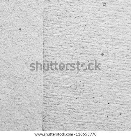 Gray paper texture or background - stock photo