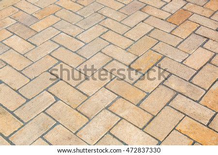 Gray paving slabs close-up. Abstract background