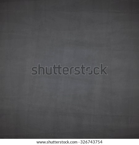 Gray school board, chalkboard texture and background  - stock photo