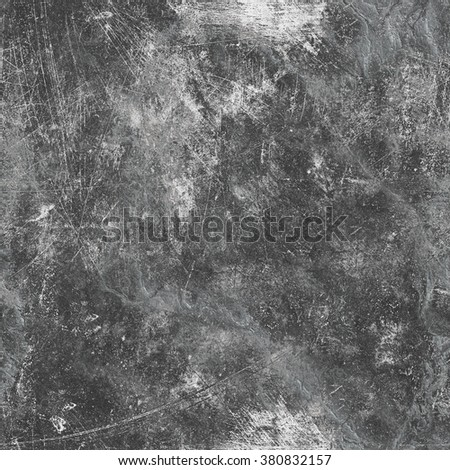 Gray seamless cracked stone wall background