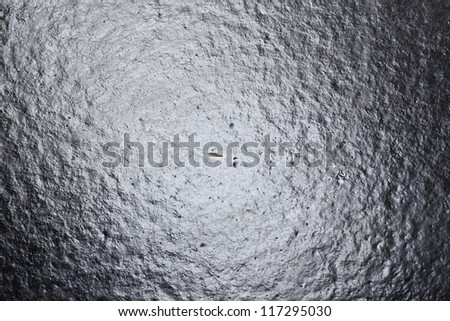 gray shiny ice background - stock photo
