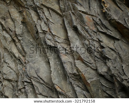 Gray stone background