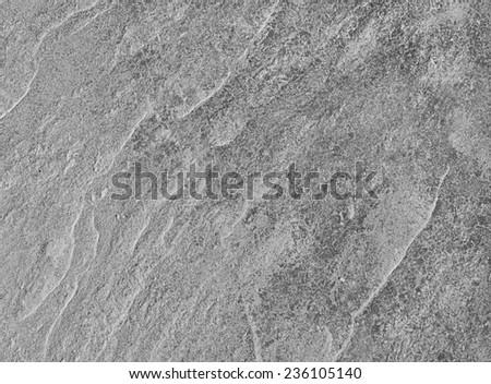GRAY STONE WALL - stock photo