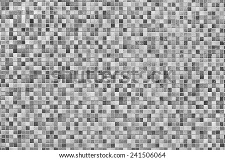 GRAY TILING TEXTURE - stock photo