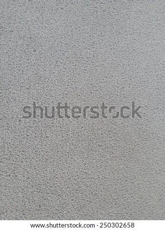 Gray vinyl floor texture background - stock photo