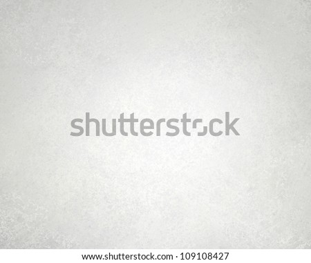 Gray White Background Texture Light Plain Paper With Abstract Grunge Elegant Vintage Silver