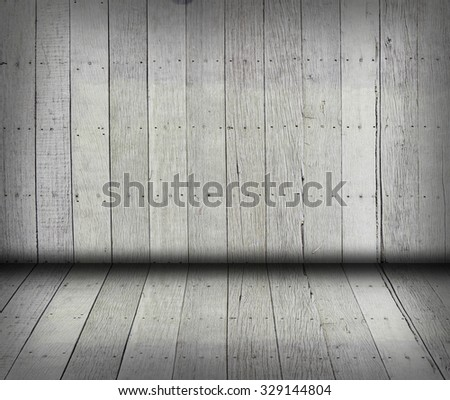 Gray Wooden Backdrop