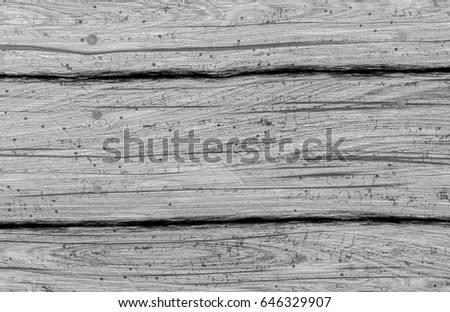 Gray wooden wall with pattern as background
