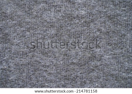 gray wool texture - stock photo