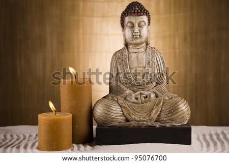 Great Buddha portrait