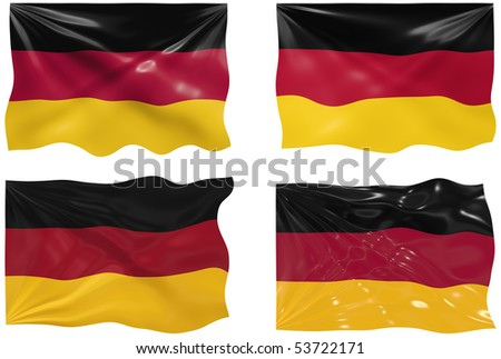 Great Image of the Flag of Germany