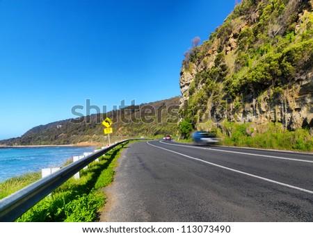 Great Ocean Road - stock photo