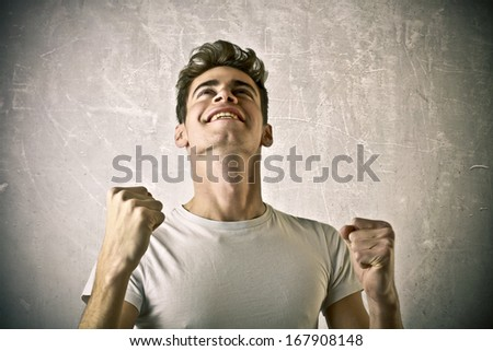 Great Victory - stock photo
