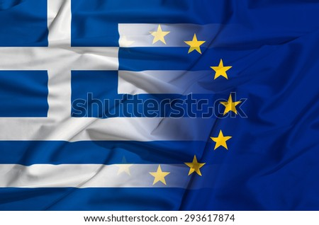 greek and european union as symbol of crisis