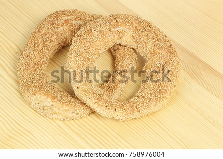 Ring Shaped Bread Roll Called