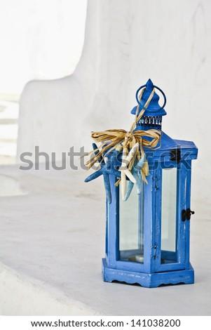 Greek Style Decoration - stock photo